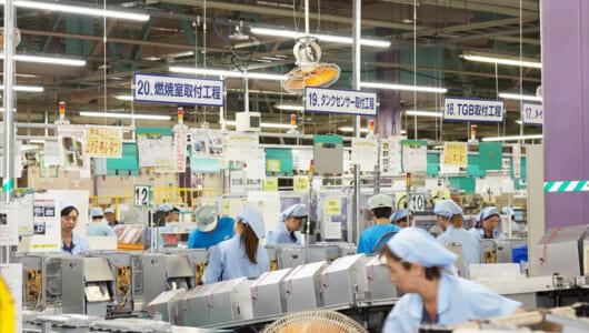工場見学でここまで見せちゃう!? 季節家電のトップ企業「ダイニチ工業」の製造現場にワクワクが止まらない!