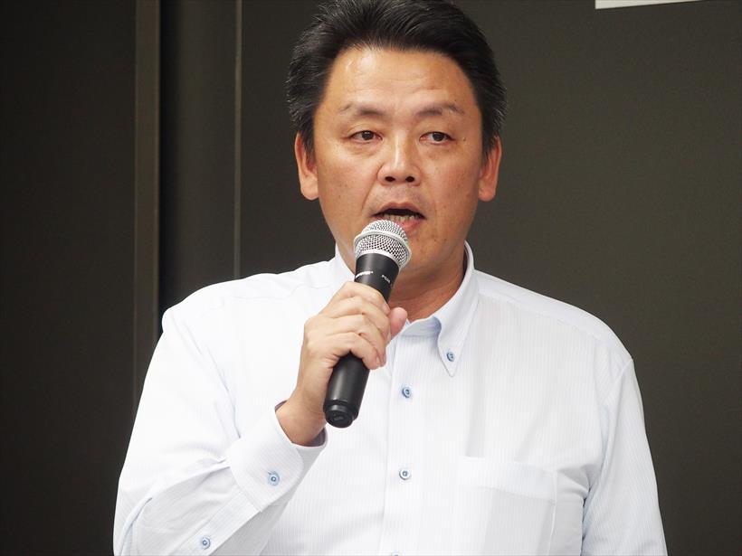 ↑「ほったらかし調理家電」の認知が進んでいると語る象印マホービン 広報部部長・西野尚至氏