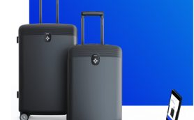 ボルトも愛用するハイテクスーツケースの最新作が登場! バッテリー内蔵+3G搭載の「Bluesmart Series 2」