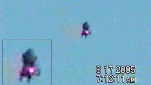 【ムーUMA情報】なかには触手を持つ個体も! 身体ひとつで空を舞うヒト型物体「フライング・ヒューマノイド」