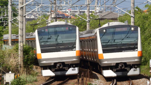 【鉄道クイズ】シビれる難問揃い! 半分わかれば誇れる「首都圏の電車クイズ10」