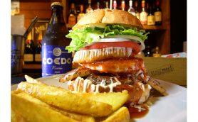 美味しいバーガーがあるところに出会いあり! カフェとBARの2WAYが魅力の吉祥寺「JUSTmeet」
