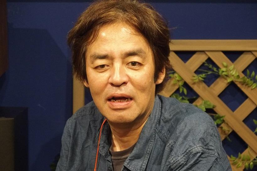 ↑劇場版 ガールズ&パンツァーなど数多くの音響監督を務める岩浪美和氏