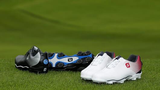 安定性・軽量性・柔軟性を高水準で実現! FJのゴルフシューズ「D.N.A.」をビギナーにもオススメしたいワケ