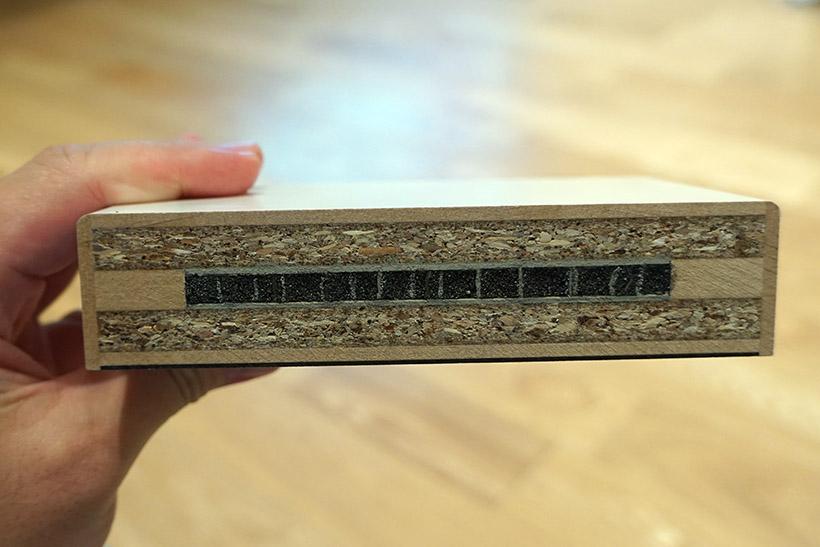 ↑オーディオボードメーカーと共同開発したオリジナルボードが当たります