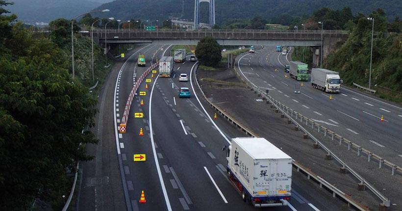 写真提供:NEXCO中日本(以下:同)