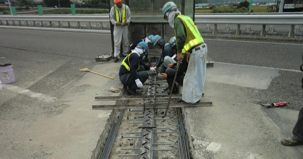 ↑東名、中央だけでなく名神など関西エリアでも集中工事は行われている