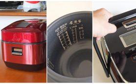 【徹底比較】これ見ないで炊飯器買っちゃダメ! おすすめ5モデル「独自機能/設置性」1万字詳細レポート