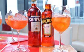 【お酒の雑学】世界各地で大流行の「カンパリ」と「アペロール」ってどんなお酒? その美味しさ・楽しみ方を解説!