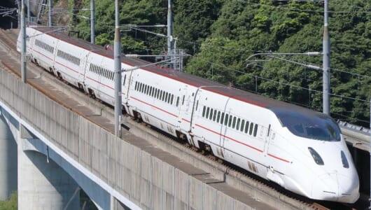 【動画】ぜひ知っておきたい新幹線の豆知識ーー九州新幹線800系も2種類の車両が走っていた!