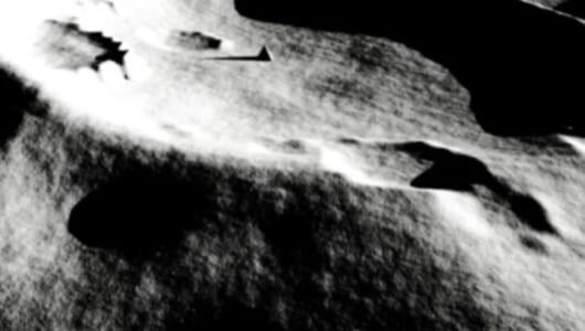 【ムー宇宙の不思議】月面に三角ピラミッド! でもNASAは「何も写っていない」と事実を隠蔽…