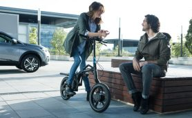 電動とは思えないスリムさ! プジョーが電動アシストの自転車をリリース!