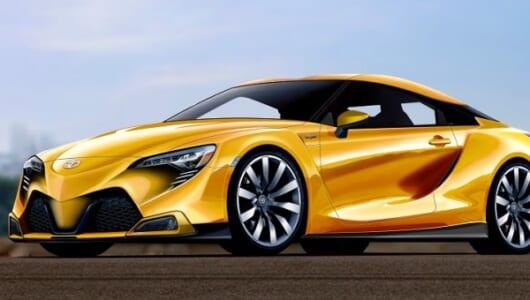 【スクープ】2020年に発表されるという次期型「トヨタ86」は250馬力になる!?