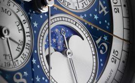 これぞ超絶技巧の集合体! 星々が煌めく幻想的な複雑時計の造形美にうっとり