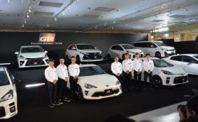 トヨタGAZOO Racing Companyが新スポーツカーシリーズ「GR」を発表!