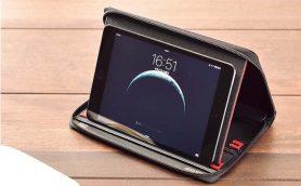 iPad miniのケースっていいのがないんだよな派に朗報! カーボンレザーを使った上質な別注品が登場中
