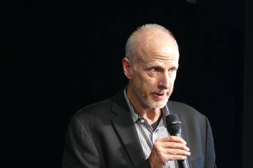 ↑ベルキンインターナショナルCEO、チェット・ピプキン氏