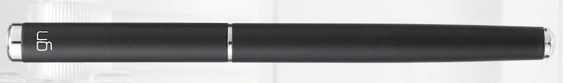 ↑付録というと、それなりの個性が大事になるからか、こういうさりげないデザインの万年筆は、かなり珍しい