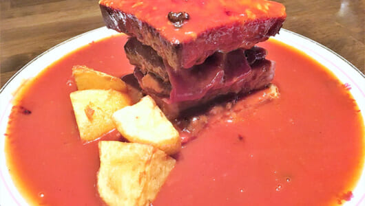 話題の富ヶ谷・代々木八幡エリアを牽引! ポルトガル料理の新しい美味しさを教えてくれる「クリスチアノ」