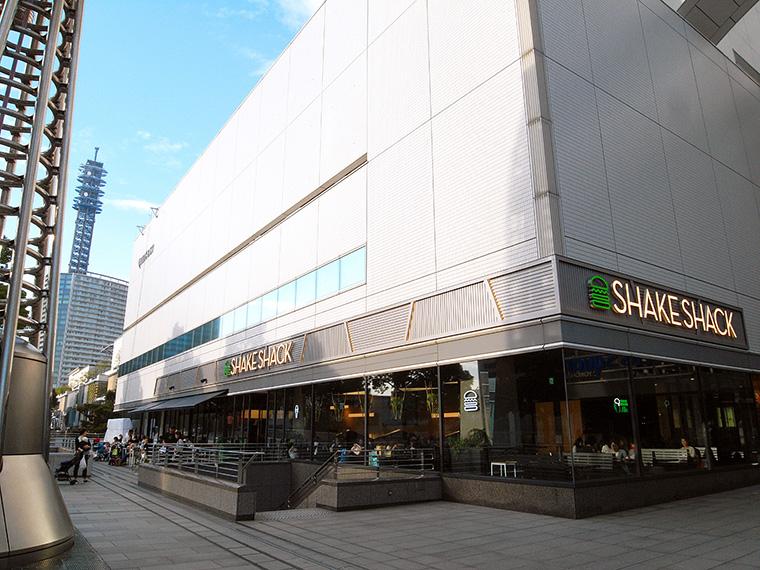 ↑9月29日にオープンした日本5号店・みなとみらい店