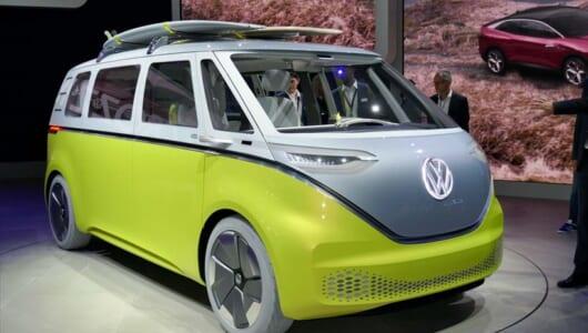 加速する電動化、ヨーロッパのEVは中国に依存する――フランクフルトモーターショー総括