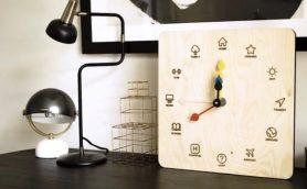 「時計」と思いきや、全く違うデバイスだった! ハリポタファンならピンと来る未来型デバイス「The Eta Clock」