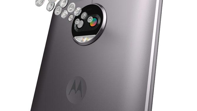 ↑メインカメラは、デュアル相関色温度LEDフラッシュも搭載