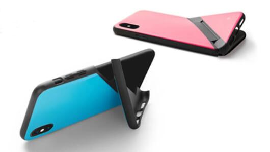 「美しいiPhone」に早変わり! グッドデザイン賞受賞のiPhoneケース「INVOL Stand」
