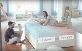 こんな賢いダブルベッドで寝たい! 左右別々に温度調整する「Eight Jupiter+ Smart Mattress」が米国で超人気