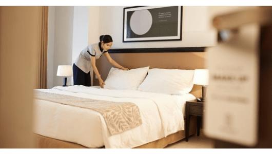 ホテルのチェックアウト時、部屋を片付けちゃいけない!? 意外と知らないハウスキーパーの「ホンネ」