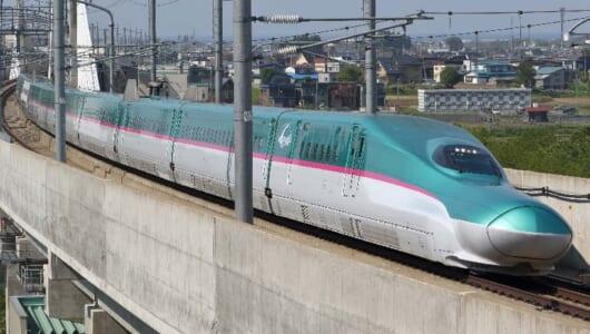 【動画】さりげなく自慢できる新幹線の豆知識ーー国内最速320kmを達成した東北新幹線E5系のひみつ