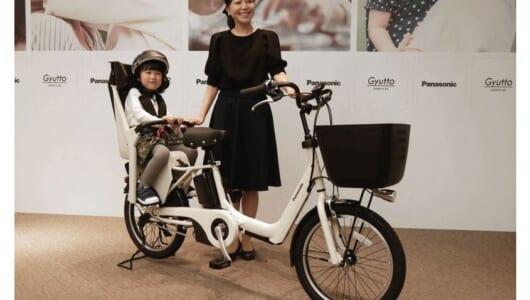 """「想像以上に便利!」電動アシスト自転車の子育てモデルに搭載された""""ありそうでなかった新機能""""とは?"""