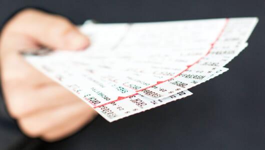 転売防止策の切り札になるか! ゴリゴリのベンチャー企業による画期的なチケット、締切が迫る