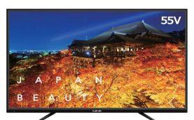 初回予約分はすでに完売! 日本製エンジン搭載の格安4Kテレビをノジマが発売