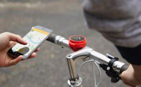 サイクリストのハートをグッと掴んだスマートコンパス「Beeline」が海外で人気沸騰中