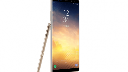 ついに買えるぞー! Sペンが進化しすぎの「Galaxy Note8」au版が10月26日発売