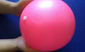 フィットネスボールは108円で大満足! 100均で買えて自宅でできる筋トレ&運動グッズ5選