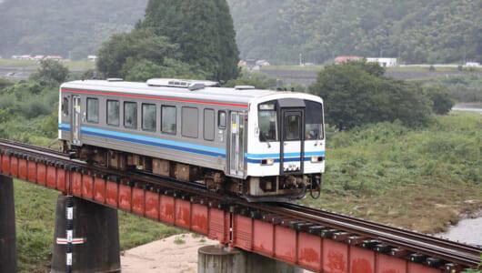 路線距離100km超の鉄道に何が――2018年春に廃止される「三江線」が伝える地方路線の維持の難しさ