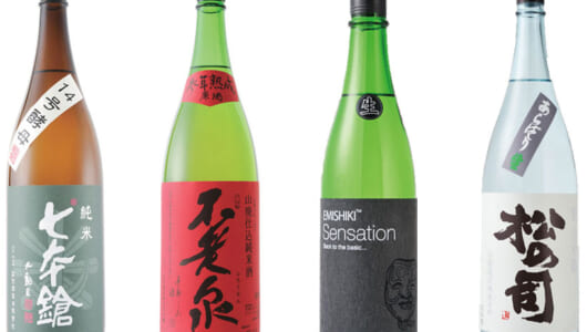 【日本酒3分ガイド】滋賀といえばコレを「熱燗」で頼むのがツウ! 「滋賀県おすすめの銘酒」4選