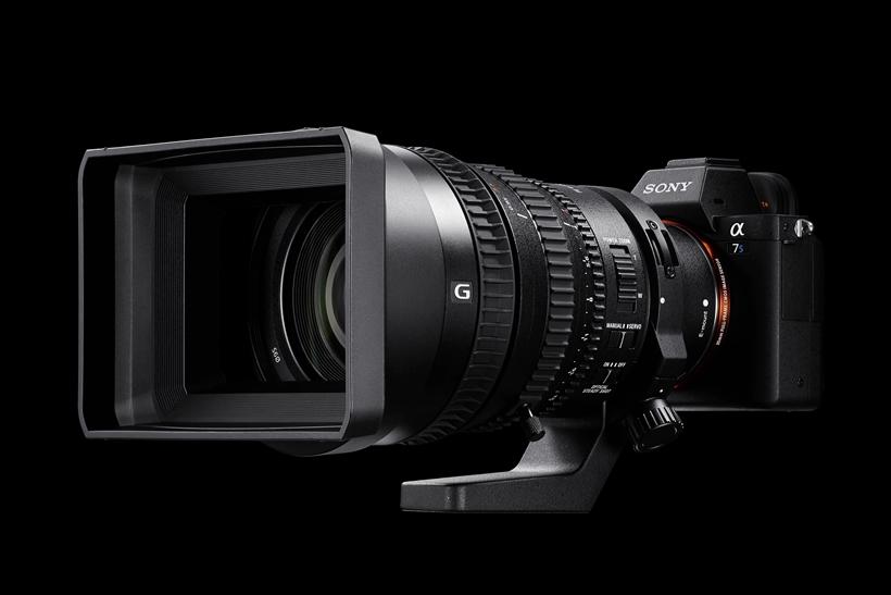 ↑高感度撮影に特化したα7SII。高感度での4K動画撮影にも向き、天体撮影などに活用されるケースも多い