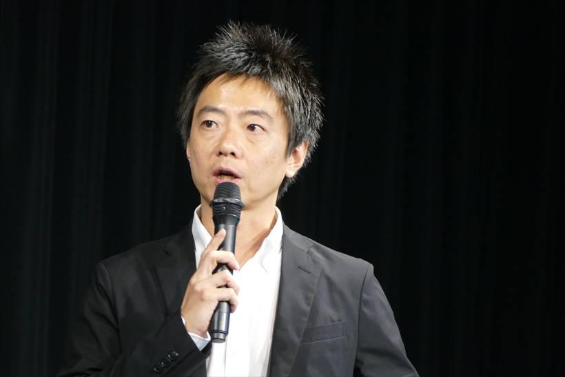 ↑ベルキンジャパン、石井氏