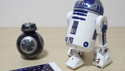 スター・ウォーズの世界が現実に! スフィロの「BB-9E」&「R2-D2」がリアルすぎる!!
