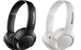 ワイヤレスでも力強い重低音! フィリップスのBTヘッドホン「SHB3075」