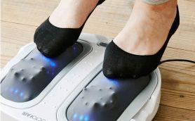足を置くだけで「指圧」なみにイタ気持ちいい! ドクターエアより約1万円のコンパクトな足専用マッサージ器