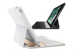 ビジネスシーンでiPadを使うならコレ! わずか370gのiPad用キーボードケース