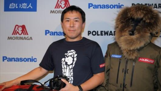"""日本唯一の""""北極冒険家""""が初の南極冒険に選んだ装備とは? 特注品ばかりと思いきや……"""