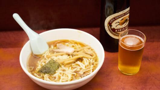 【ラーメンと血圧計のオイシイ関係 1 】自家製麺で480円という奇跡。新宿「若月」へ食べに帰ろう(提供元:オムロン ヘルスケア)