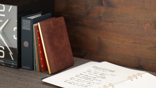 書く・見る・綴じる・持ち歩くがシームレスにつながる。断言、「PLOTTER」はノートの完成形である