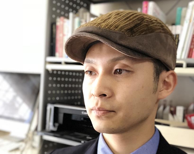↑帽子をかぶって検証。こちらも問題なくクリア
