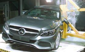 【自動車安全テスト】マツダCX-5、メルセデス・ベンツCクラスカブリオレなどが最高評価に